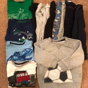Boys assorted play clothes. 18-24m